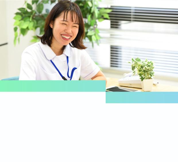 看護職 募集要項はこちらをクリック