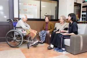 【本庄】住宅型有料老人ホームの夜勤専従介護職